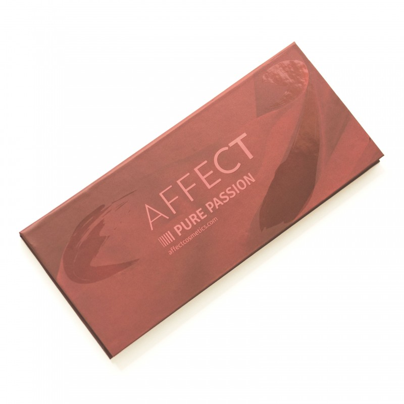 AFFECT COSMETICS - Pure Passion Pressed Eyeshadow Palette