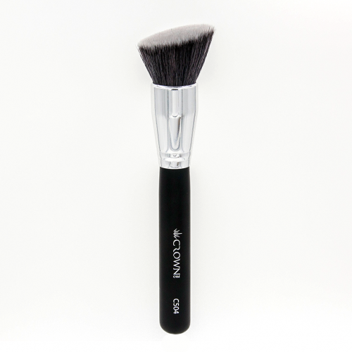 CROWN BRUSH - PRO Angle Bronzer Brush -C504
