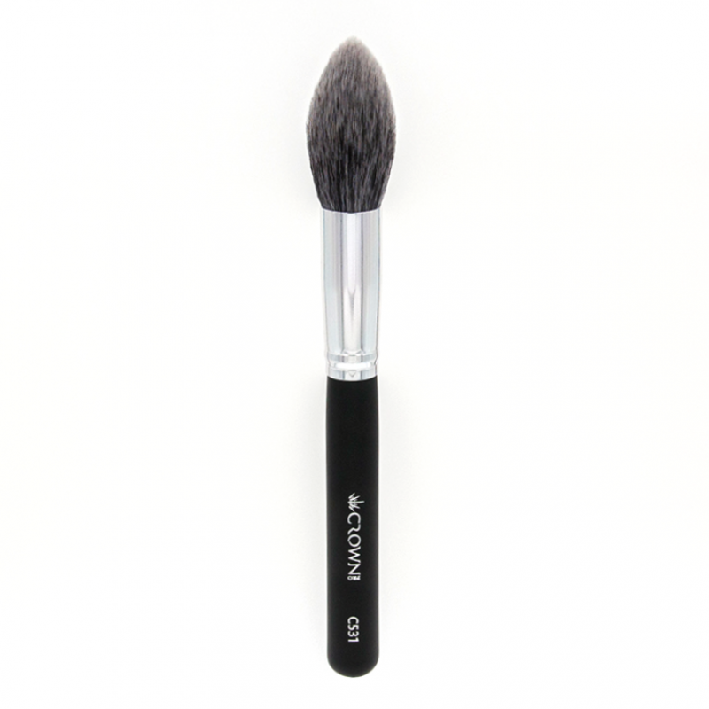 CROWN BRUSH - PRO Lush Pointed Powder/Contour - C531