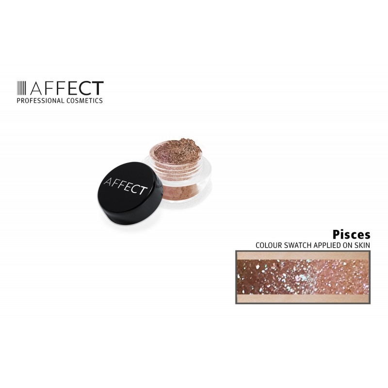 AFFECT COSMETICS - Charmy Pigment Loose Eyeshadow Zodiac Signs - N-0154 Pisces