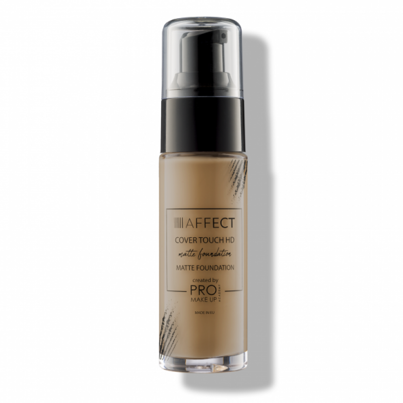 AFFECT COSMETICS - Cover Touch HD Matte Foundation - Tone 4