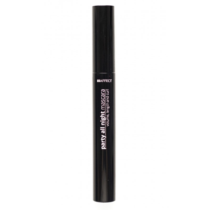 AFFECT COSMETICS - Party All Night Mascara - Black